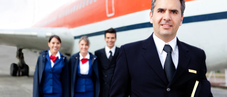 Commercial pilot training London