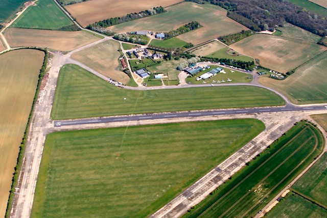 Hinton airport, Oxfordshire