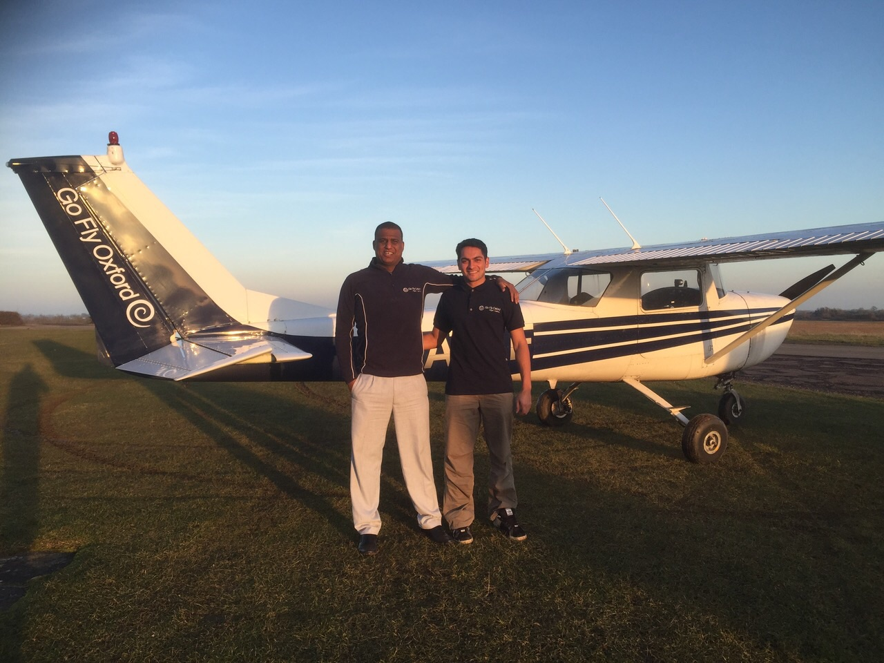 Hasit Savani completed his Qualifying Cross County - Learn to fly ...