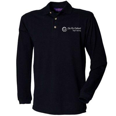 Blue long sleeve tshirt
