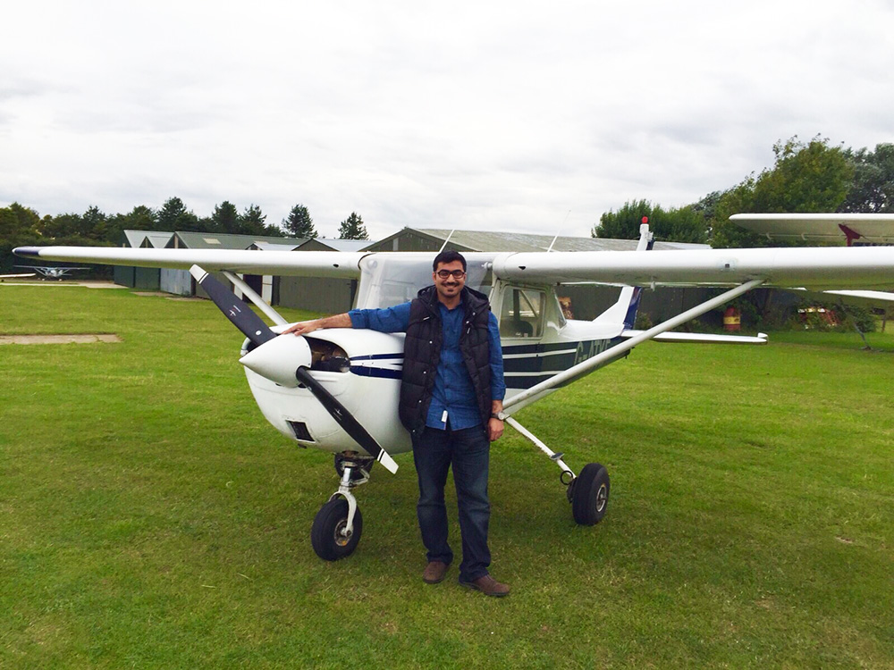 International students - Learn to fly with our flying lessons ...