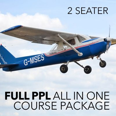 2 seater PPL course