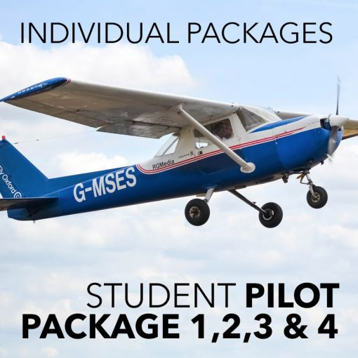 Individual student pilot package 123 or 4
