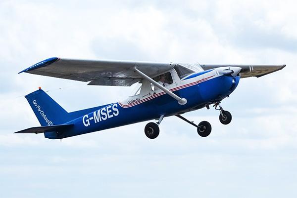Cessna 150 plane