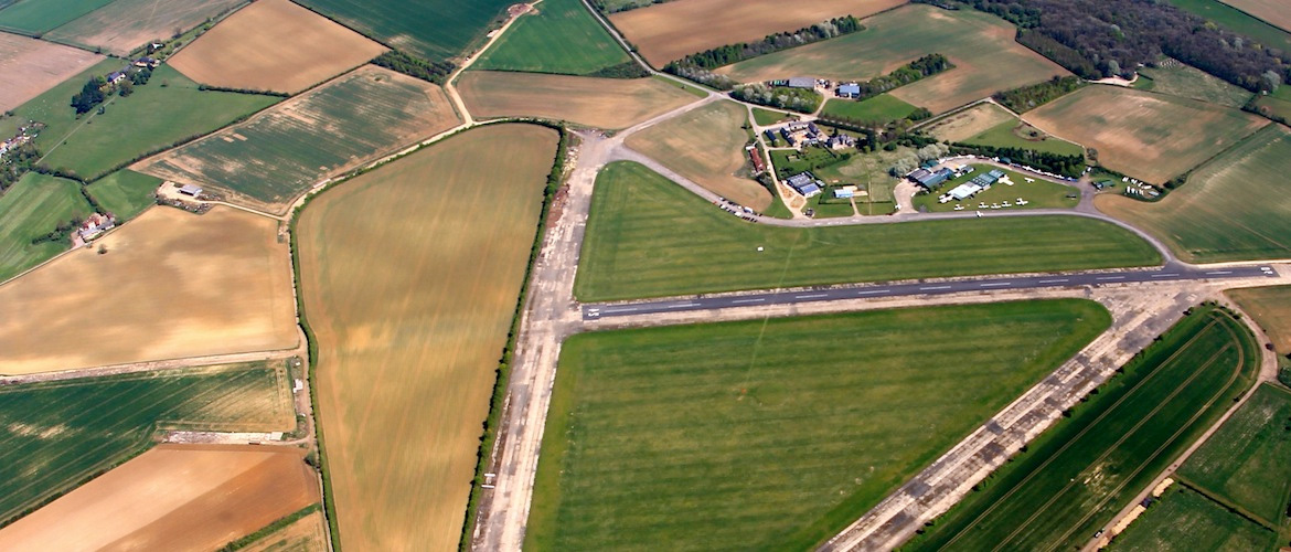 Hinton airfield, Oxfordshire