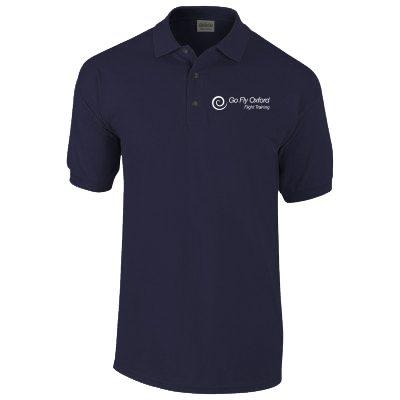 Blue short sleeve tshirt