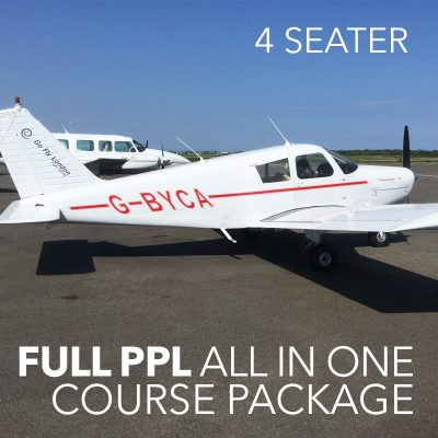 4 seater PPL course