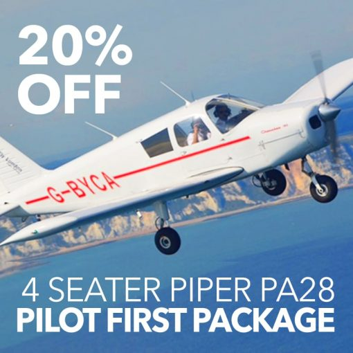 20% off first pilot package